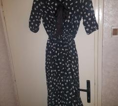 Midi romanticna haljina