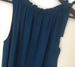 NOVA teget haljina