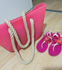 Torba +sandale 38 - 2000