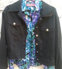 Vintage Kratka sportska pamucna jakna