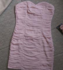 H&M puder roze