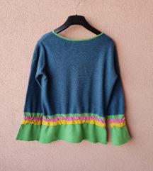 SALE ~ Vuneni dzemper - bluza