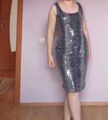 Strukirana svecana haljina