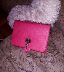 ● Nova roze torbica