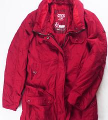 Ženska zimska jakna Cecil 5572 jakna vel. L bordo