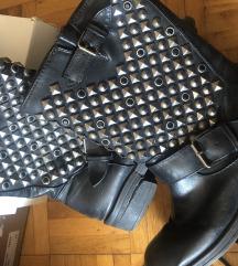 Cizme sa nitnama-polovne