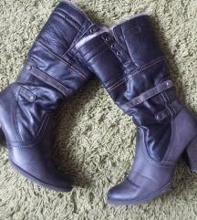Tamaris kozne cizme-Snizeno