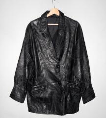 Italijanska vintage kožna jakna