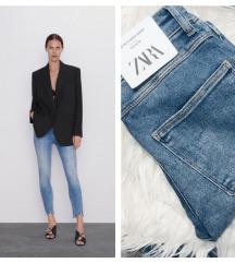 Zara 80s high waist jeans NOVO