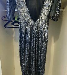 Unikatna sirena haljina