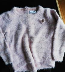 Džemperic za devojcice od 1,5-2god