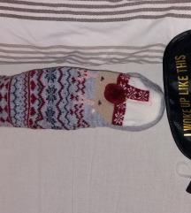 Maska za spavanje i novogodisnje carape