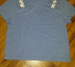 Crop top majica na kratke rukave ***NOVA***
