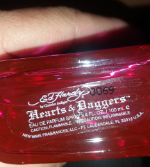 Ed Hardy -Hearts&Daggers 100ml edp- Original