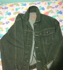 Levi Strauss zelena teksas jakna / 501