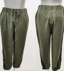 ZARA baggy pantalone NOVO  XS