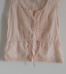 H&M besprekorna bluza boho SNIZENO
