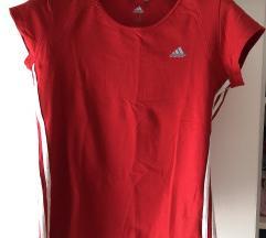 Adidas crvena majica