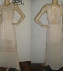 H&M, maxi boho haljina!