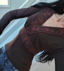 Bluza braon