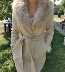 Zara vuneni kaput XS