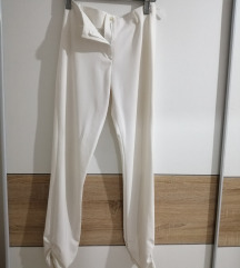 Svecane bele pantalone