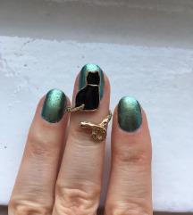 Set od 4 prstena za nokat NOVO