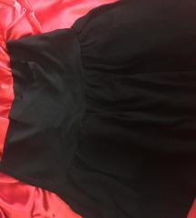 Lepa suknja sa pertlama napred