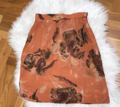 Svilena suknja