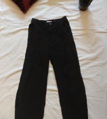 HOLLISTER ultra high waist pamucne pantalone
