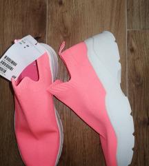 H&M fluo patike (čarape) 39 Snižene