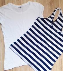 2 majice Terranova M