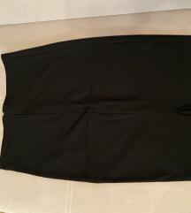 Pencil crna suknja