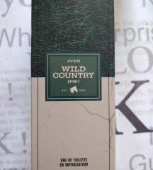 Wild Country Spirit