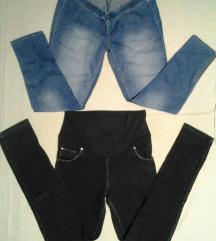 SNIŽENOOO! H&M MAMA trudnicke pantalone,L/44.