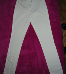 Bele prolećne pantalone