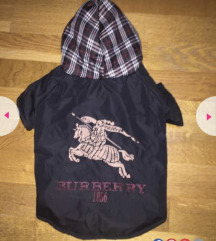 Burberry odelo za psa 31cm NOVO