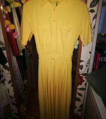Zuta haljina M/L