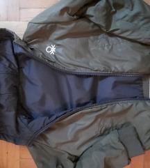 Benetton jakna sa dva lica