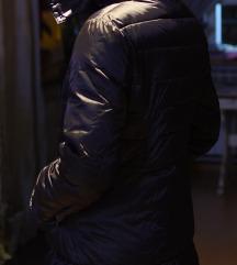 Zimska jakna-dugačka sa kapuljačom