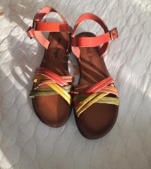 Kožne Sandale NOVE