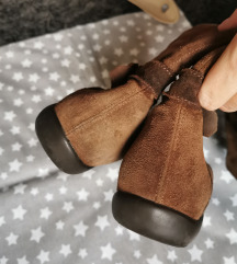 NATURINO čizme - prava koža