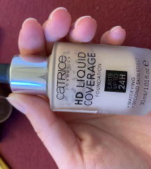 Catrice puder Liquid Coverage