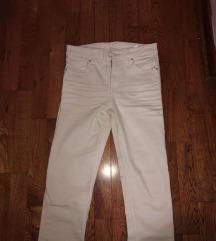 NOVE H&M krem pantalone