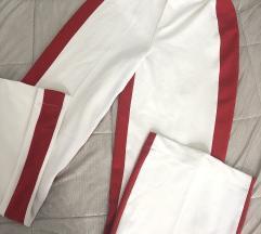 Duboke pantalone palazzo bershka 1500