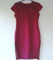*Bordo haljina