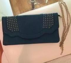 Pismo torba plava