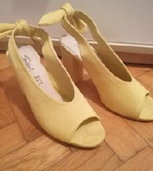 Safran sandale