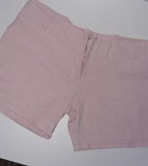 Bebi roze šorc