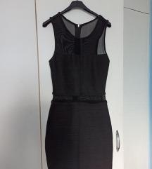 Harve Leger crna haljina